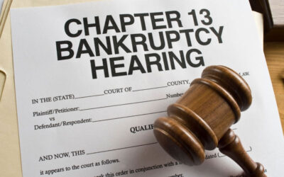 Chapter 13 Bankruptcy – Getting Out of Debt