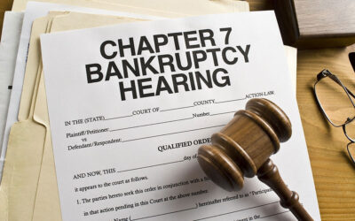 Chapter Seven Bankruptcy: Is Your Home Ready?